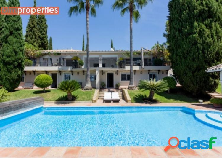 Villa en benahavis, marbella, malaga