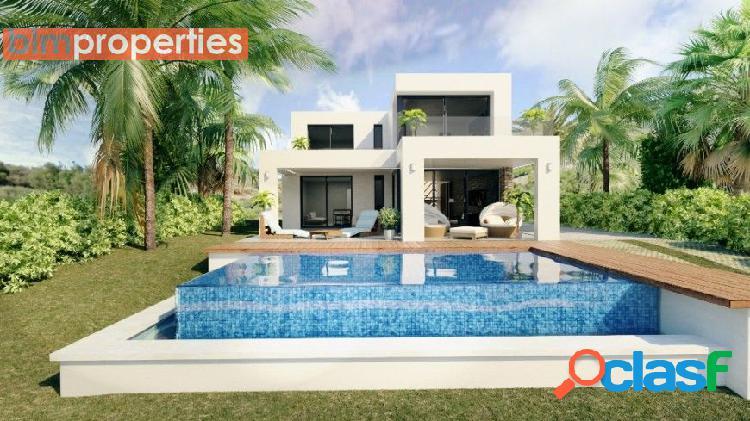 Villa en mijas,vistas panoramicas al mar, malaga
