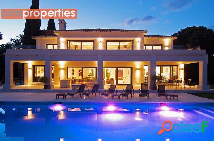 Villa en nueva andalucia, marbella, malaga