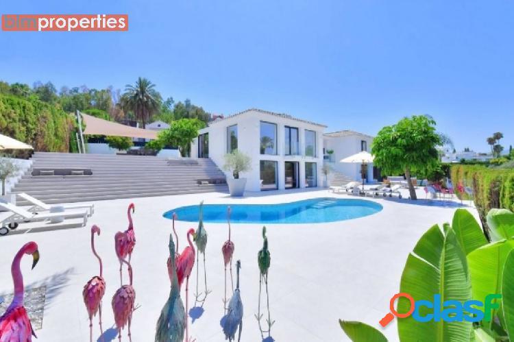Villa en nueva andalucia, milla de oro, marbella,malaga