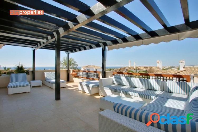 Atico duplex en puerto banus,marbella,malaga