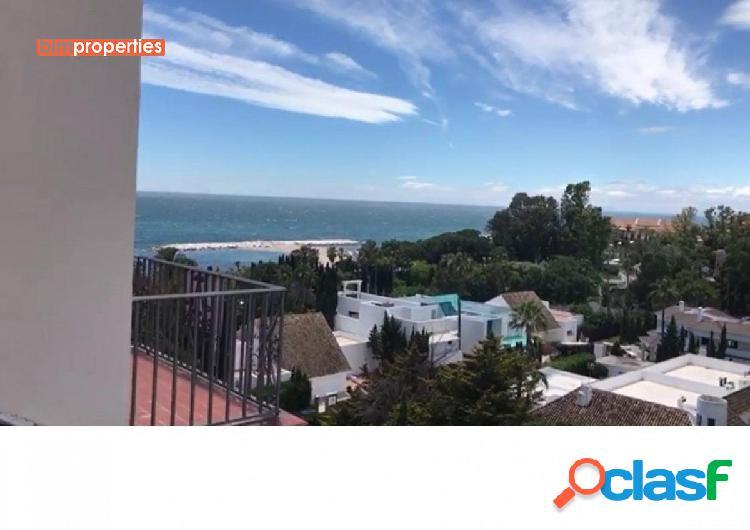 Luminoso apartamento duplex en puerto banus,marbella, malaga