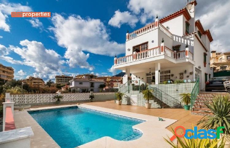Villa en el centro de marbella, malaga