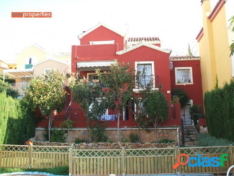 Villa en lomas de pozuelo, marbella, malaga