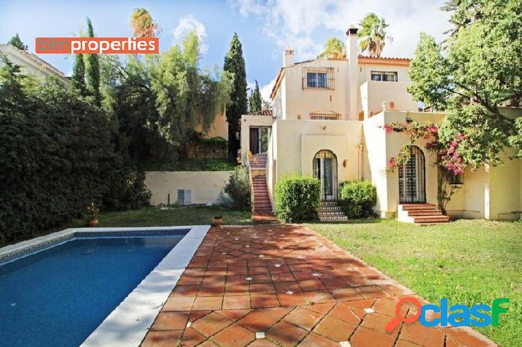 Villa en nueva nueva andalucia, marbella, malaga