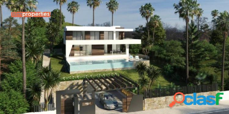 Villa en estepona, nueva milla de oro,malaga