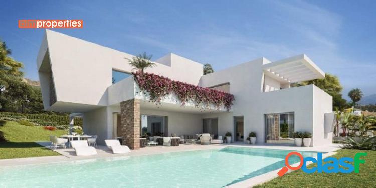 Villa en la nueva milla de oro, estepona,malaga