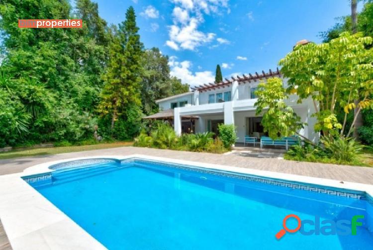 Villa en nueva andalucia, marbella,malaga