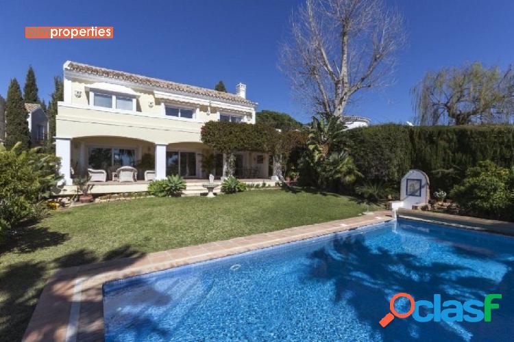 Villa en sierra blanca, milla de oro, marbella,malaga