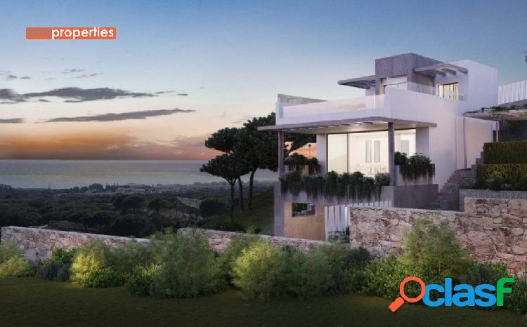 Villas adosadas en cabopino, marbella,malaga