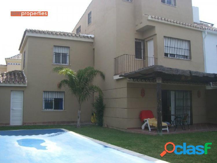 Villa en puerto banus, marbella, malaga