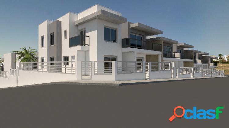 Nuevo residencial situado en b