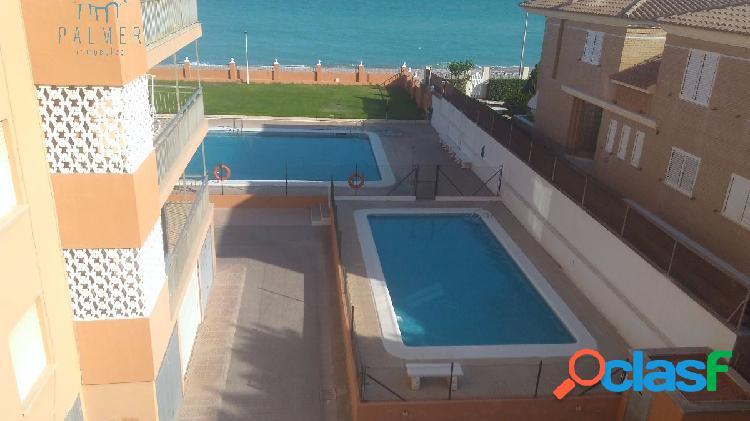Apartamento en urbanización playa de nules