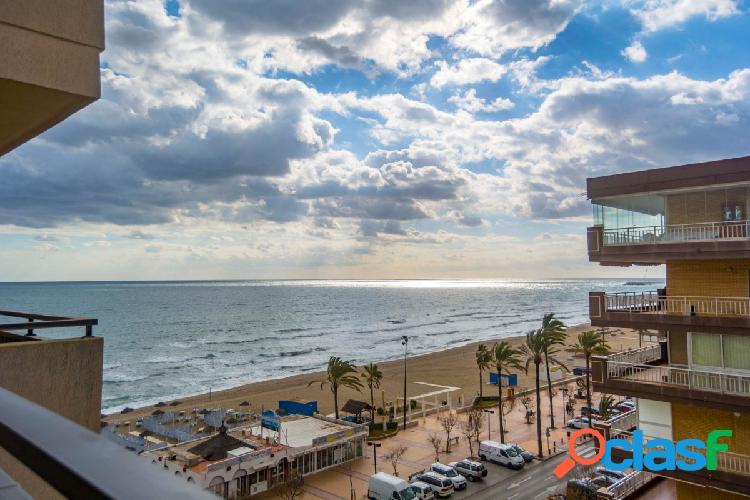 Venta estudios y apartamentos en primera linea de playa