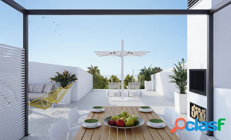 Chalet de diseño moderno, de 3 dormitorios, 3 baños en un golf resort