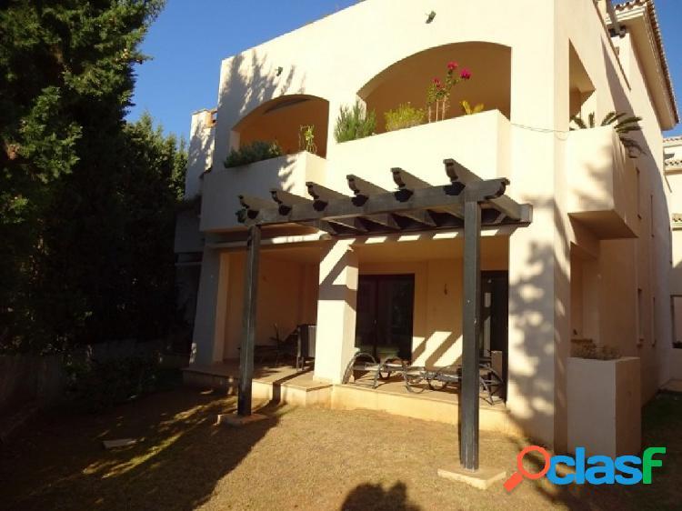 Apartamento bajo de 1 dormitorio en nueva andalucia