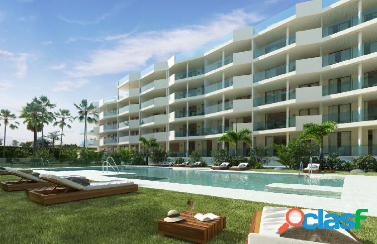 Pisos nueva construccion 1,2 y 3 dormitorios desde 140.000 €