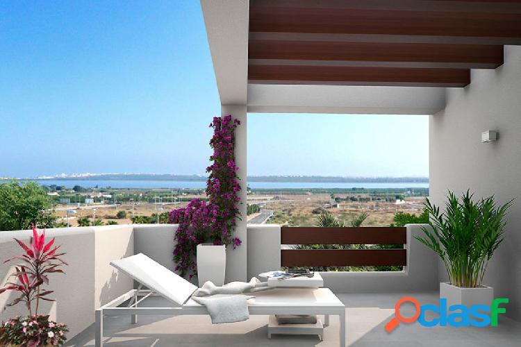 Villa - playa honda - 3 dormitorios + 3 baños - 101 m2 + 440 m2 parcela