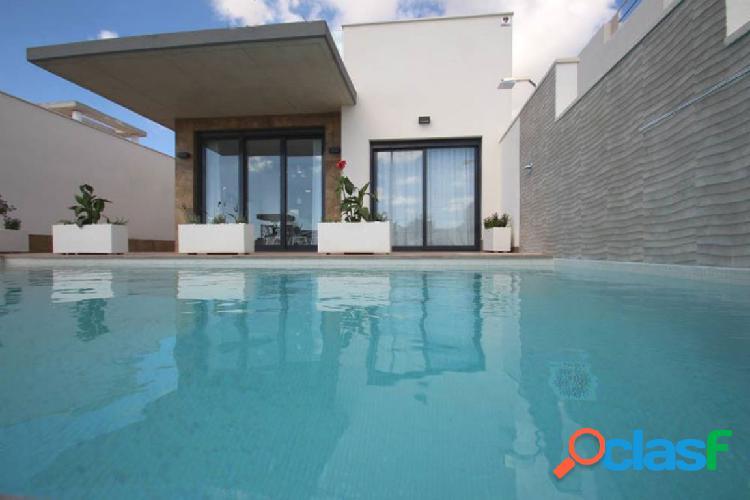Villa - playa honda - 3 dormitorios + 3 baños - 92 m2 + 305 m2 parcela