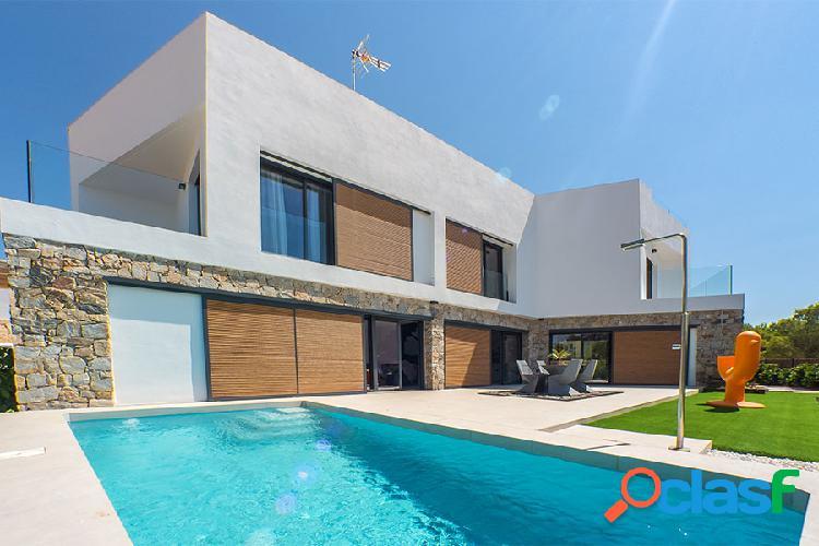 Venta - villa - obra nueva - finestrat - 3 dormitorios - 2 baños - 142m2 - garden 268m2