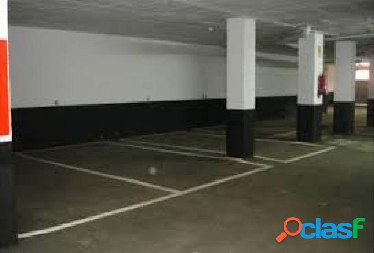 Plaza de garaje en pleno centro