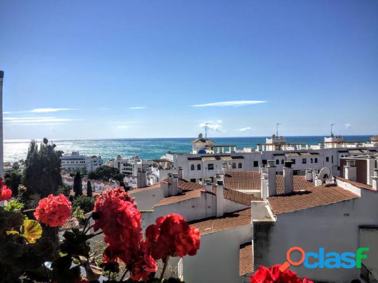 Lujoso Ático en el centro de Torremolinos con inmejorables vistas
