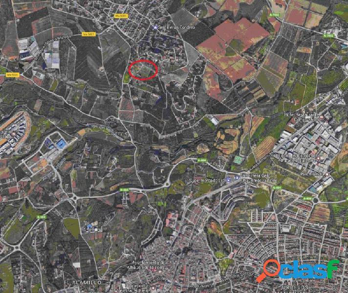 Parcela urbana para unifamiliar en el romeral - alhaurín de la torre
