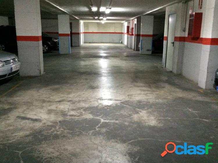 ¿Estás buscando una fantástica plaza de garaje en la zona de San Valeriano en Torrent?