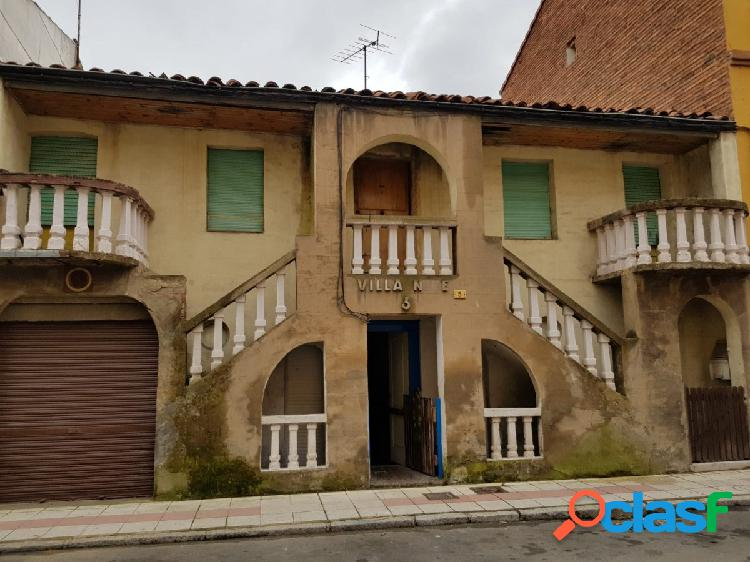 Edificio para rehabilitar en león, zona doctor fleming (comienzo san andrés del rabanedo).