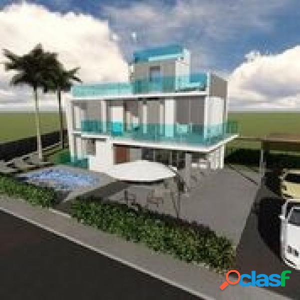 Villa de lujo en construccion