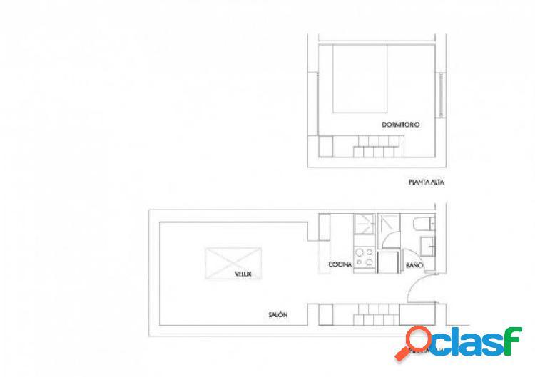 Precioso apartamento duplex al lado de gran via