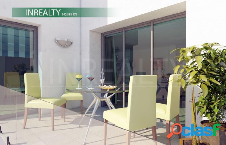 Inrealty inmobiliaria en fuengirola y mijas vende viviendas obra nueva en los boliches