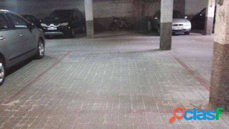 Montijo, garaje en el molino, plaza para dos coches