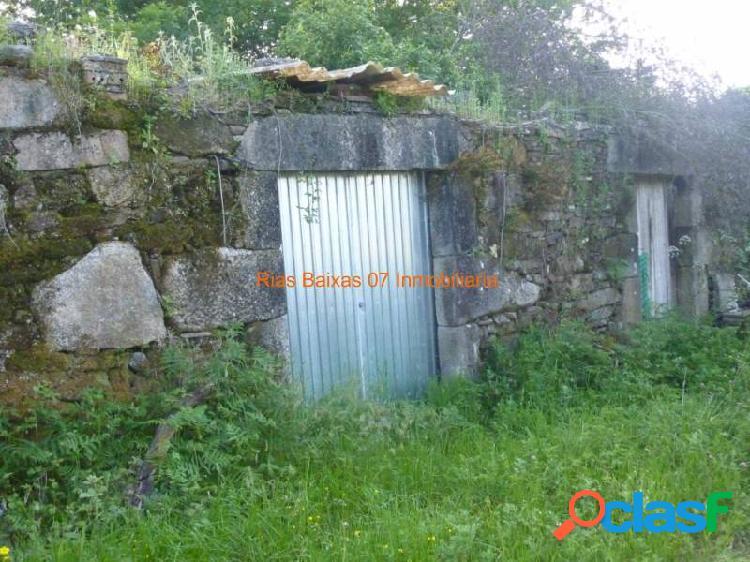 REF 1692 CASA REHABILITAR CON TERRENO DE 695 m2 REDONDELA