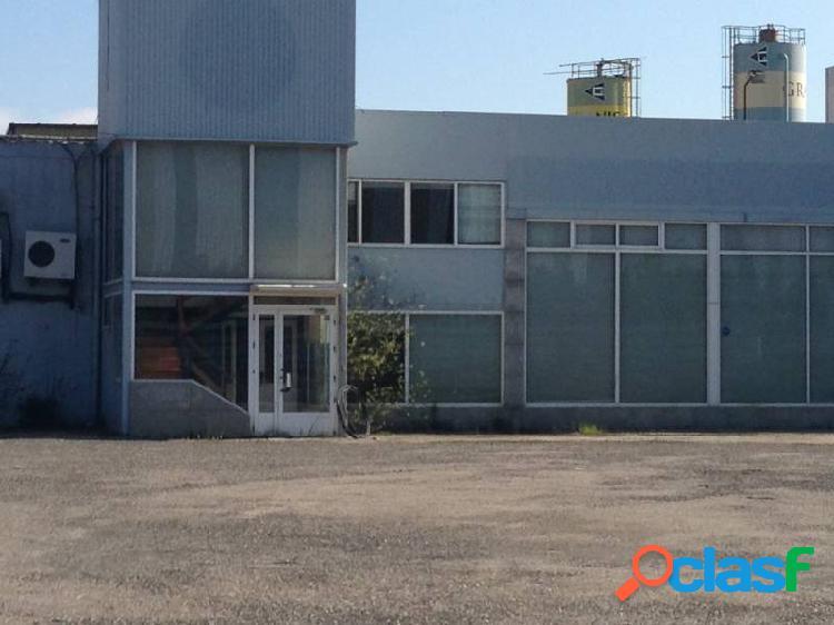 Ref 2214 nave 1500 m2 nave + 1500 m2 campa poligono industrial porriño