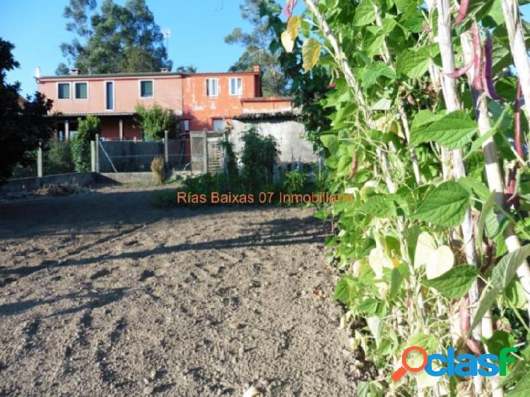 REF 2375 CASA REFORMAR 116 m2 EN 619 m2 FINCA BEMBRIVE (VIGO) 1