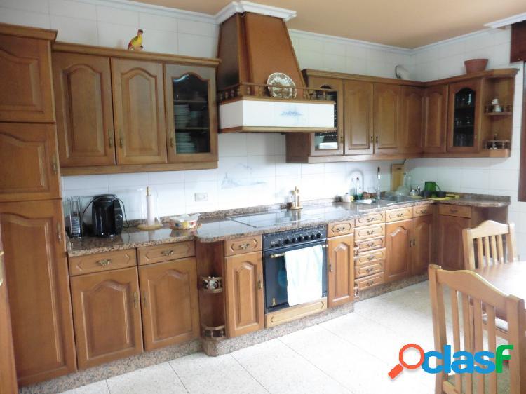 Ref 2587 casa dos viviendas en tres plantas con finca 820 m2 mos