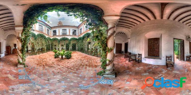 Casa palacio historica y emblematica de carmona
