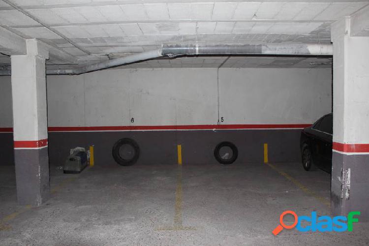 Garaje con situación y precio inmejorables.