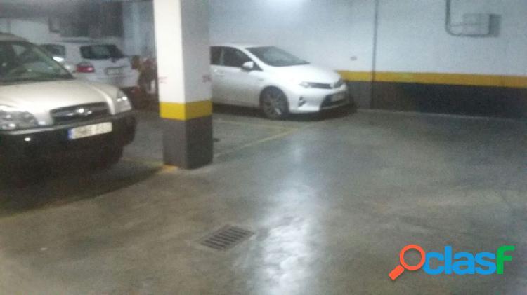 Magnífica plazas de garaje en venta en san bernardo