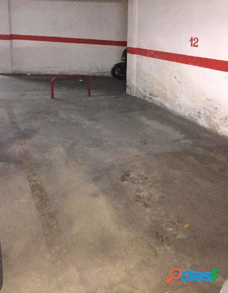 Garaje en zona alamedilla