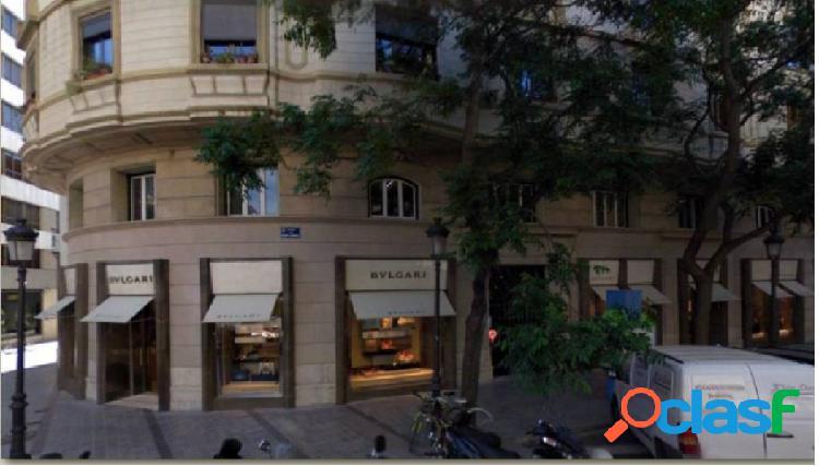 Local comercial en alquiler en valencia.