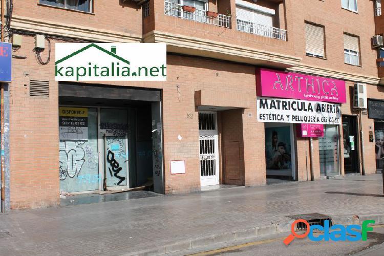 Estupendo local comercial en valencia oportunidad bancaria!!!