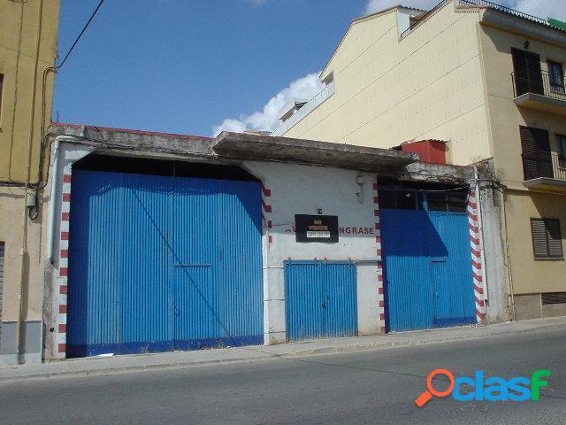 Local comercial a la venta en alcudia de crespins. oportunidad bancaria!