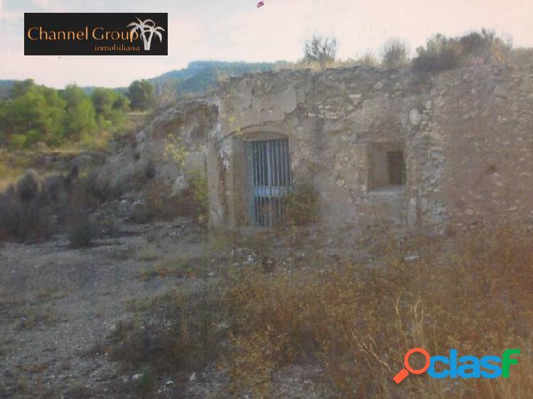 Se vende casa cueva rural