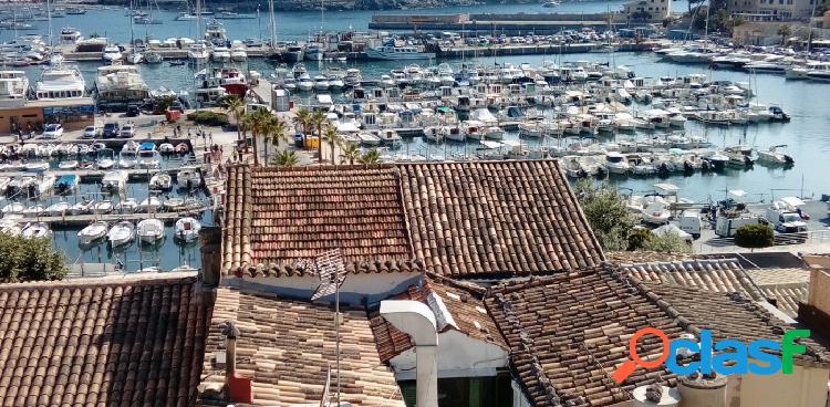 Edificio de 4 pisos con vista mar en port de soller