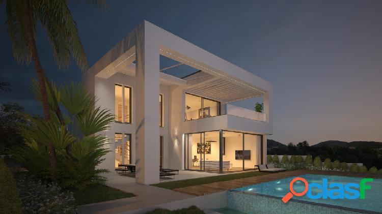 Nueva promocion de 26 villa contemporaneas