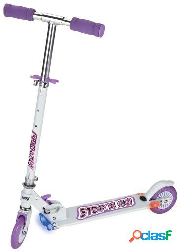 Sport one blanco stop n go scooter