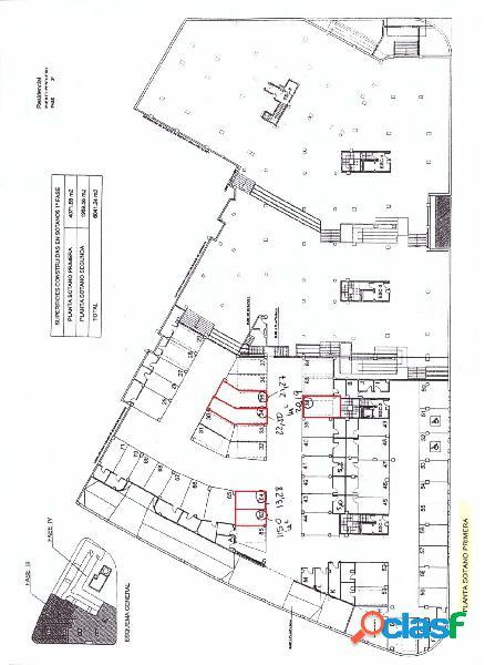 Plazas de garaje económicas en urbanización de babel