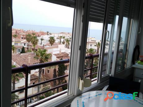 Apartamento en el palmeras con vistas al mar
